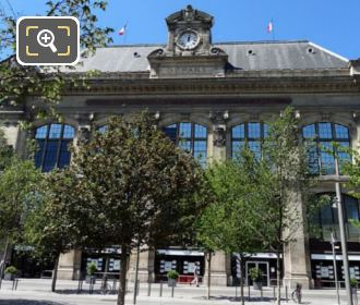 South East Facade Gare d Austerlitz