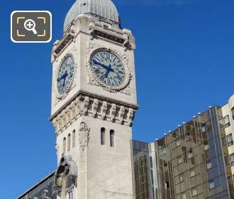 South Corner Gare De Lyon