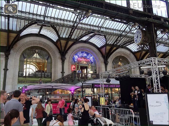 Gare De Lyon Train Bleu Restaurant