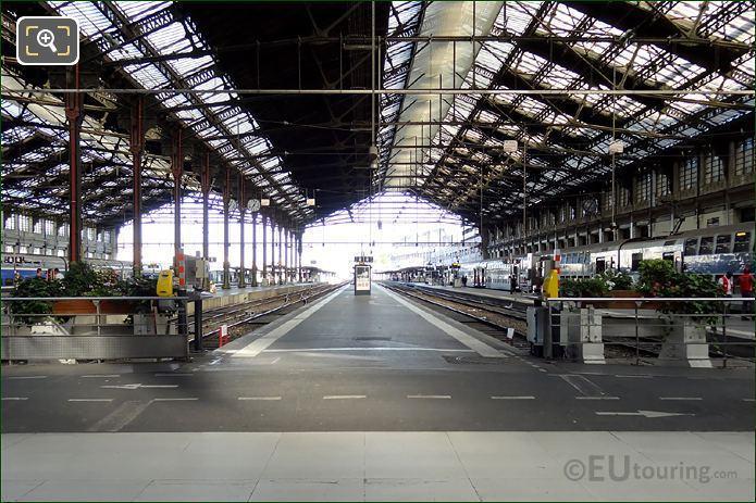 Gare De Lyon Hall 1 Platforms