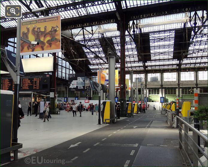 Gare De Lyon Hall 1