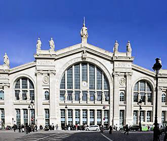 Gare du Nord Train Station