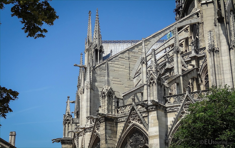 Gargoyles South East Corner Notre Dame