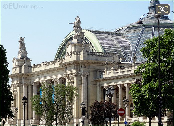 Photo Of The Grand Palais