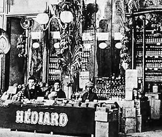 History Of Hediard Boutique