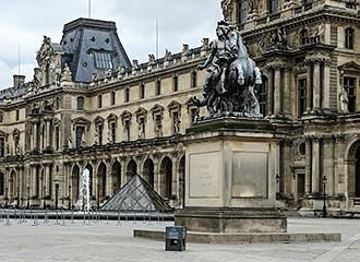 History Of The Louvre From FortressTto Palace