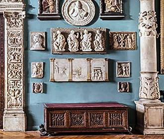 Musee Jacquemart-Andre Decor