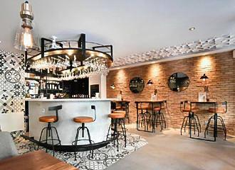 Hotel 29 Lepic Le Gisou Bar