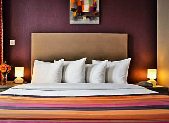 Hotel 29 Lepic Bedroom