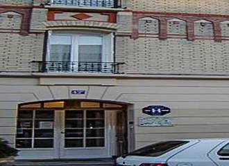 Hotel De l Ermitage Entrance
