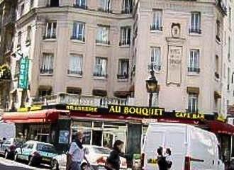 Hotel De La Terrasse Facade