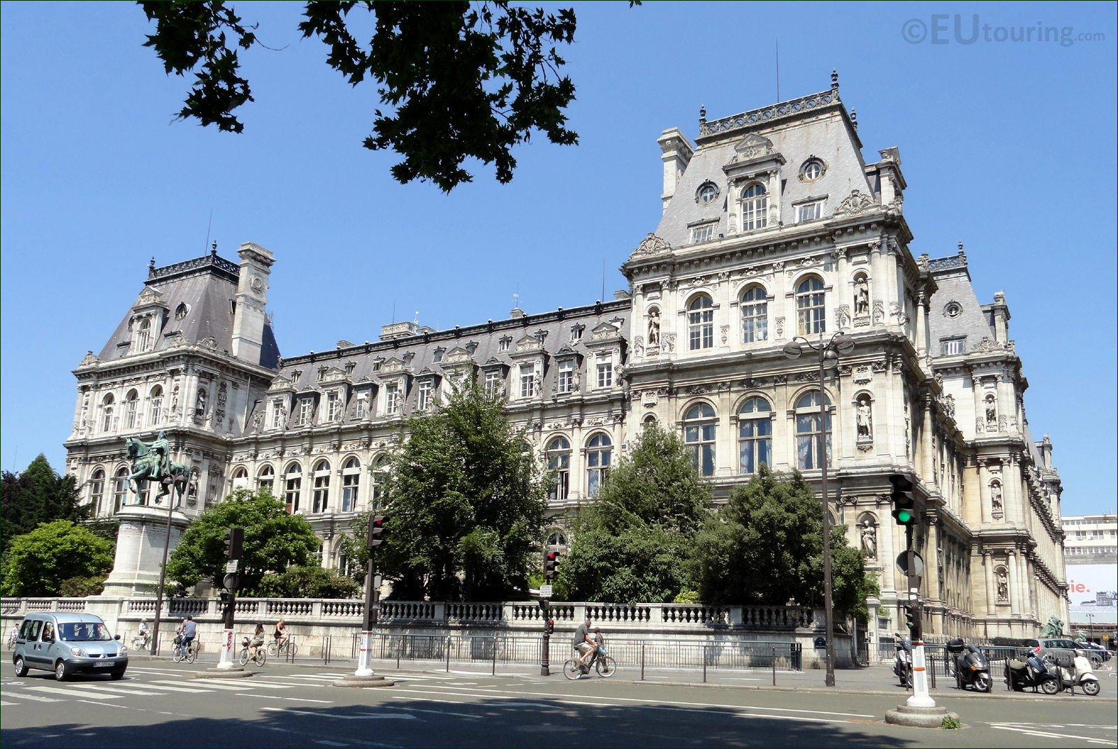 Hd photos of hotel de ville in paris france page 1 for Hotel de ville