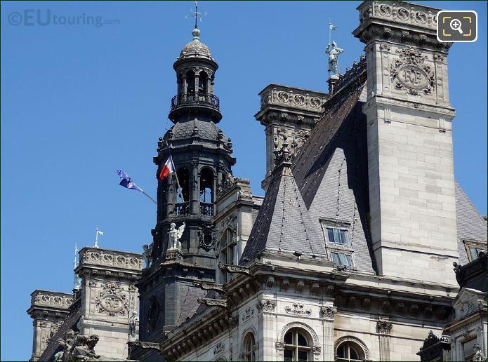 Hotel de Ville Belfrey