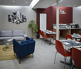 Hotel Du Quai De Seine Breakfast Room