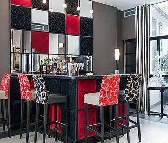 Hotel Eiffel Seine bar