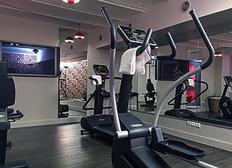 Hotel Eiffel Seine gym