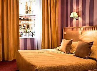 Hotel Gerando Bedroom
