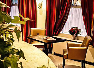 Hotel Gerando Reception