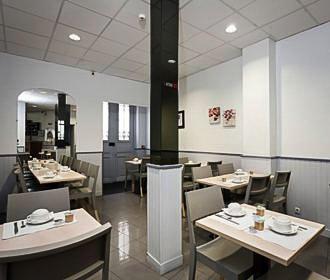 Hotel Helvetia Breakfast Room