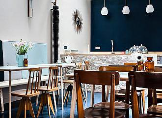 Hotel Henriette Breakfast Room