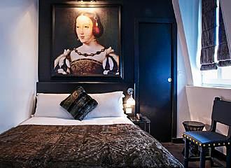 Hotel Le Clos Notre Dame Bedroom Two