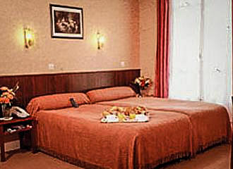 Hotel Luxia Bedroom One