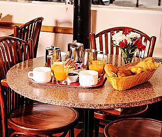 Hotel Marignan Breakfast