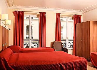 Hotel Marignan Bedroom