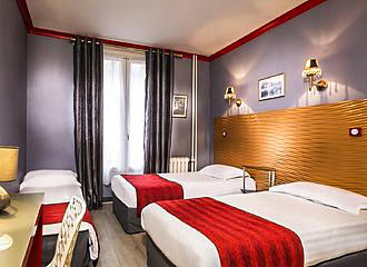 Hotel Maubeauge Triple Room