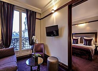 Hotel Pont Royal suite