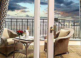 Hotel Pont Royal penthouse