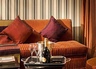Hotel Residence Des Arts Room Service