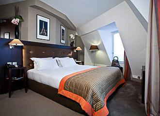 Hotel WO Double Beadroom Two