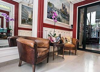 HotelHome Paris 16 hall