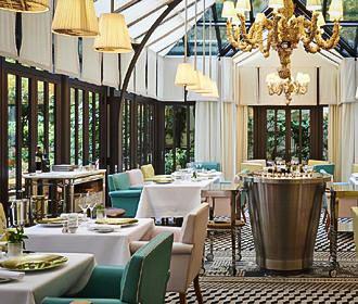 Il Carpaccio Gourmet Restaurant In Paris