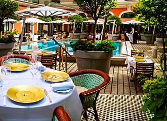 Il Carpaccio Terrace Garden Restaurant