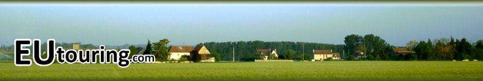 Eutouring.com Poitou Charentes Header Image
