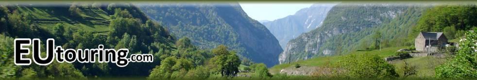 Eutouring.com Rhone Alpes Header Image