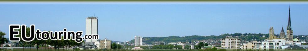 Eutouring.com Haute Normandie Region Header Image