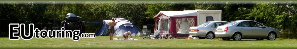 Eutouring.com Adult Only Campsites Header Image