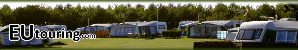 Eutouring.com French Campsites With Serviced Pitches Header Image