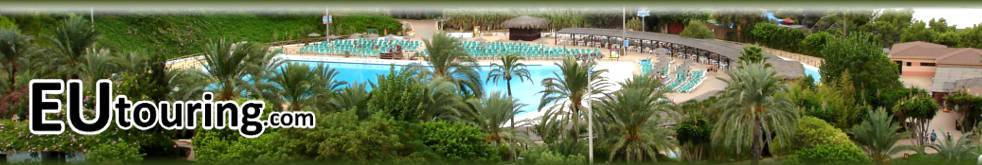 Eutouring.com French Campsites With Swimming Pool Header Image
