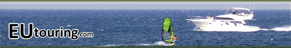 Eutouring.com French Campsites With Water Sports Header Image