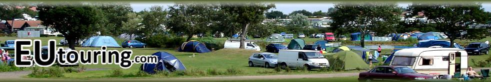 Eutouring.com French Municipal Campsites Header Image