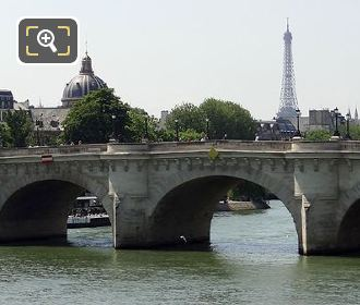 Pont Neuf With Institut de France