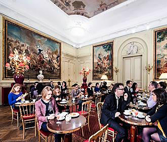 Jacquemart-Andre Cafe Food
