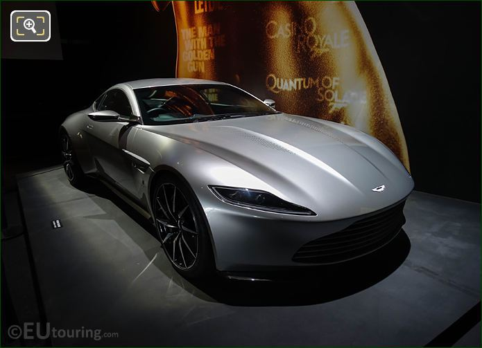 Aston Martin DB10 Car Spectre
