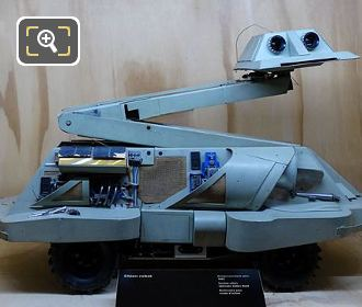 Snooper Robot From Bond Film A View To A Kill