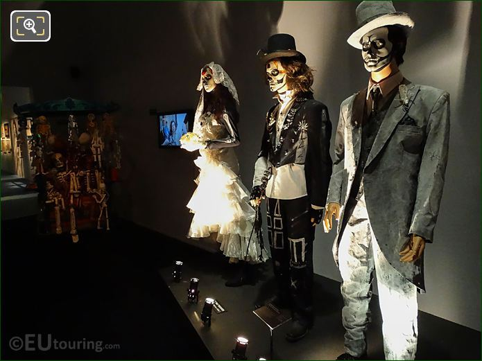 Day Of The Dead Costumes Bond Film Spectre