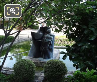 Tino Rossi Water Feature